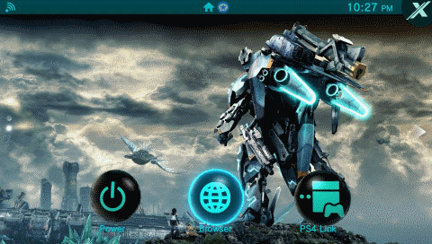 Xenoblade Chronicles X PSV 主题 缩略图